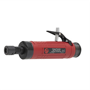 """AIRCRAFT TOOL CP875 CHICAGO PNUEMATIC 1//4/"""" ANGLE AIR DIE GRINDER 22500 RPM UK"""